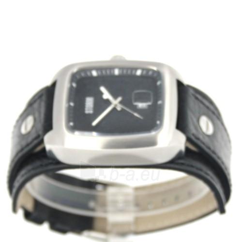 Male laikrodis STORM PIRELLO BLACK BLACK LEATHER Paveikslėlis 4 iš 7 30069609364