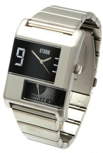 Vyriškas laikrodis Storm Robo Black Paveikslėlis 1 iš 1 30069609370