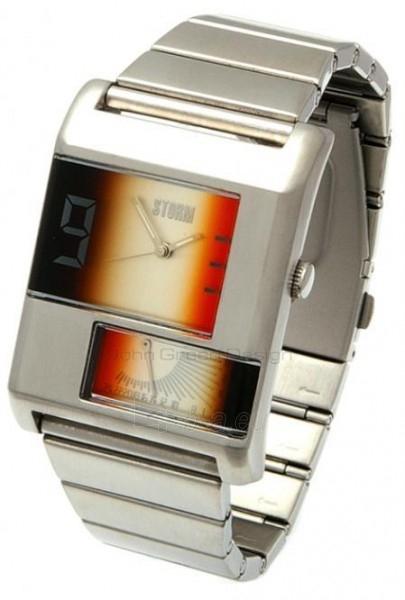 Vyriškas laikrodis Storm Robo Orange Paveikslėlis 1 iš 1 30069609371