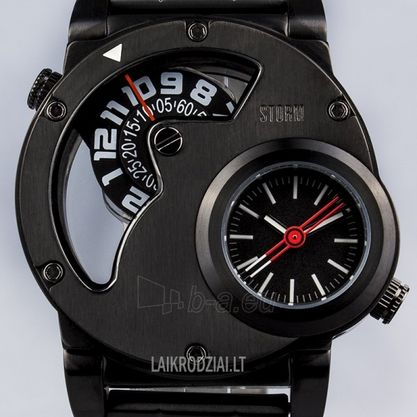 Vyriškas laikrodis STORM Satellite Slate Paveikslėlis 5 iš 7 30069609373