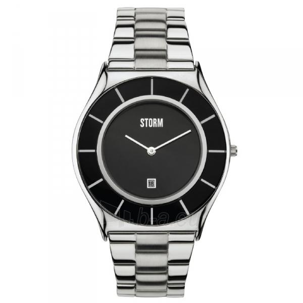Vyriškas laikrodis Storm Slimrim XL Black Paveikslėlis 1 iš 1 30069609375
