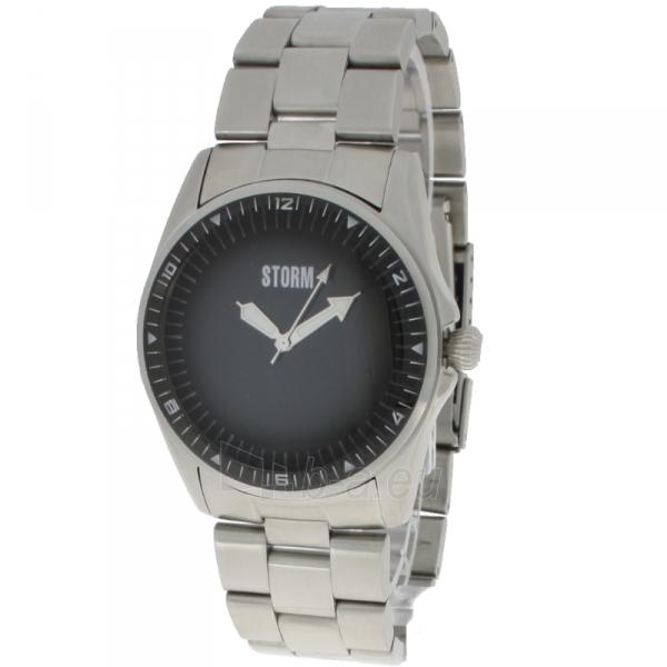 Vyriškas laikrodis STORM VICTORY BLACK Paveikslėlis 2 iš 7 310820091404