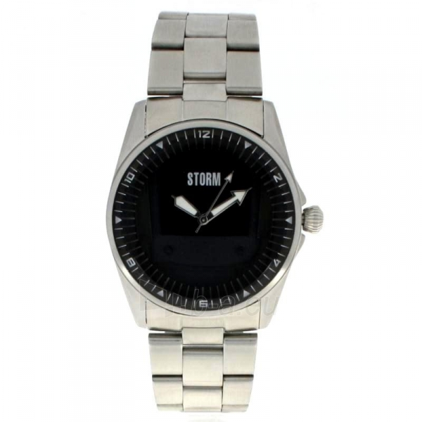Vyriškas laikrodis STORM VICTORY BLACK Paveikslėlis 6 iš 7 310820091404