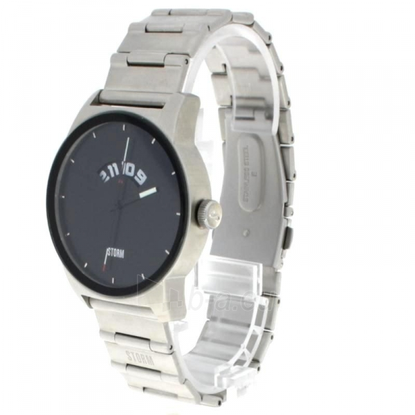 Vyriškas laikrodis STORM VOLTAN BLACK Paveikslėlis 5 iš 7 310820091407
