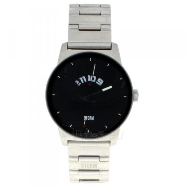 Vīriešu pulkstenis STORM VOLTAN BLACK Paveikslėlis 7 iš 7 310820091407