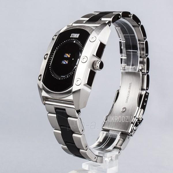 Male laikrodis Storm Zorex Black Paveikslėlis 1 iš 5 30069609394 35ae8a1b394