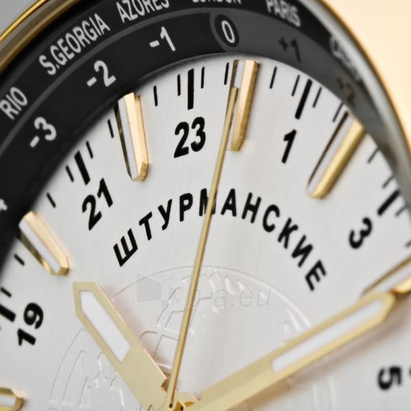 Vyriškas laikrodis STURMANSKIE Traveller Automatic 2231/2256287 Paveikslėlis 6 iš 7 310820159659