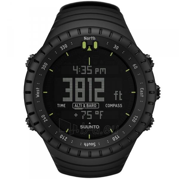 Vyriškas laikrodis SUUNTO CORE ALL BLACK Paveikslėlis 1 iš 2 310820010644
