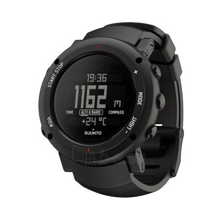 Male laikrodis SUUNTO CORE Alu Deep Black Paveikslėlis 2 iš 2 310820010624