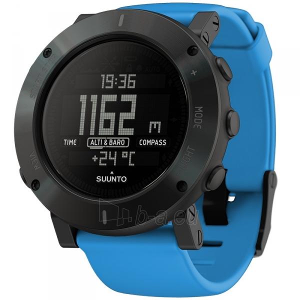 Vīriešu pulkstenis SUUNTO CORE BLUE CRUSH Paveikslėlis 2 iš 2 310820010646
