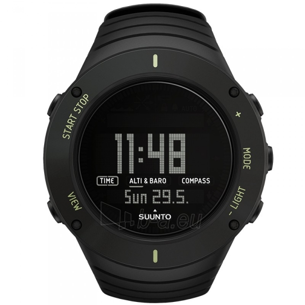 Vyriškas laikrodis SUUNTO CORE ULTIMATE BLACK Paveikslėlis 1 iš 2 310820010645