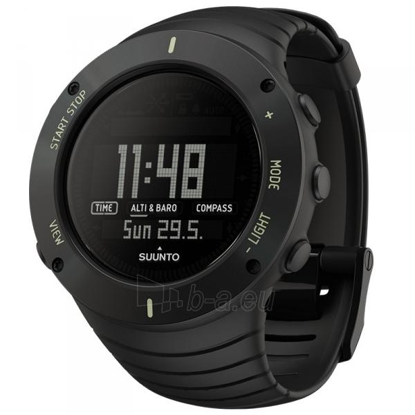 Vyriškas laikrodis SUUNTO CORE ULTIMATE BLACK Paveikslėlis 2 iš 2 310820010645