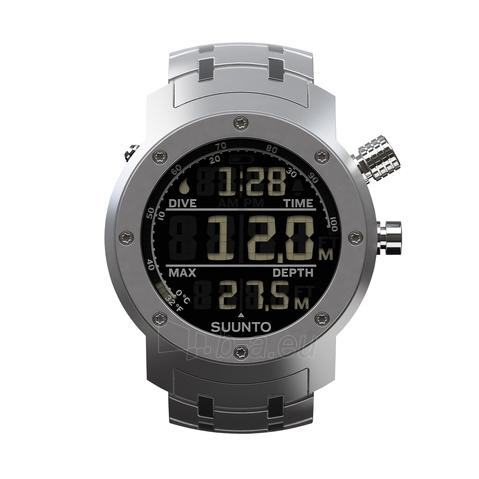 Vīriešu pulkstenis SUUNTO ELEMENTUM AQUA n/steel Paveikslėlis 1 iš 2 30069609403
