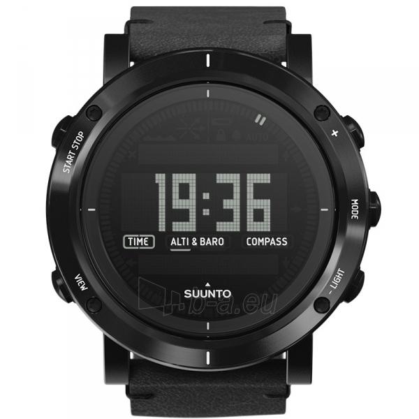 Vyriškas laikrodis SUUNTO ESSENTIAL CARBON Paveikslėlis 1 iš 2 310820010636
