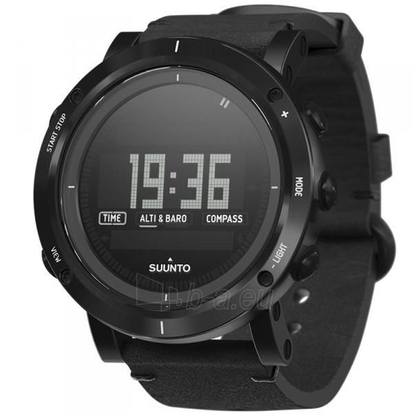 Vyriškas laikrodis SUUNTO ESSENTIAL CARBON Paveikslėlis 2 iš 2 310820010636