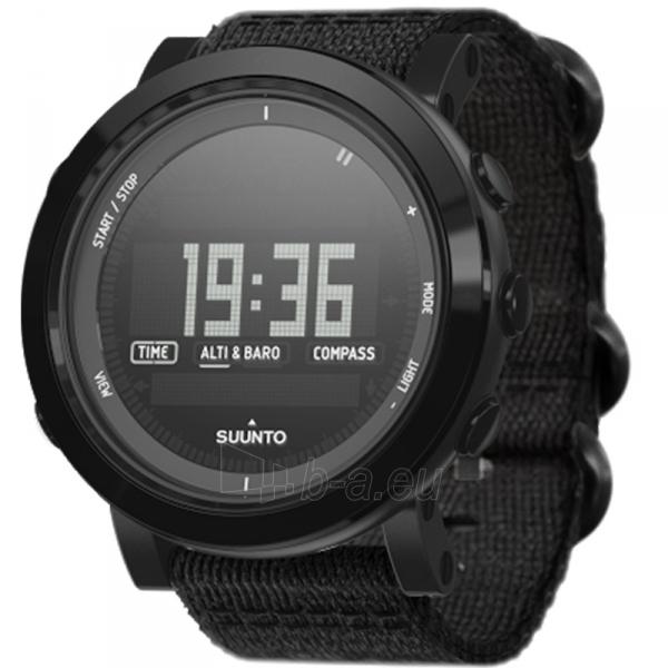 Vyriškas laikrodis SUUNTO Essential Ceramic All Black TX Paveikslėlis 1 iš 1 310820010793