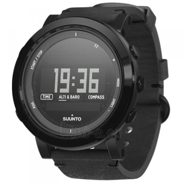 Male laikrodis SUUNTO Essential Ceramic All Black Paveikslėlis 1 iš 1 310820010792