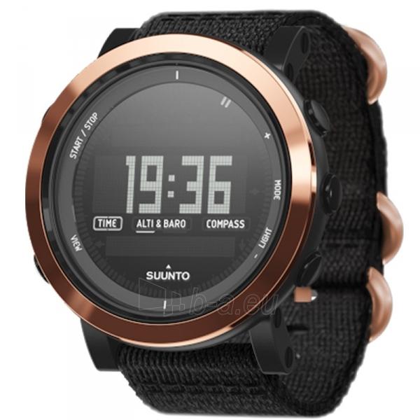 Vīriešu pulkstenis SUUNTO Essential Ceramic Copper Black TX Paveikslėlis 1 iš 1 310820010795