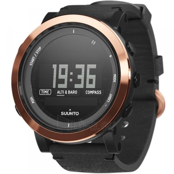 Male laikrodis SUUNTO Essential Ceramic Copper Black Paveikslėlis 1 iš 1 310820010794