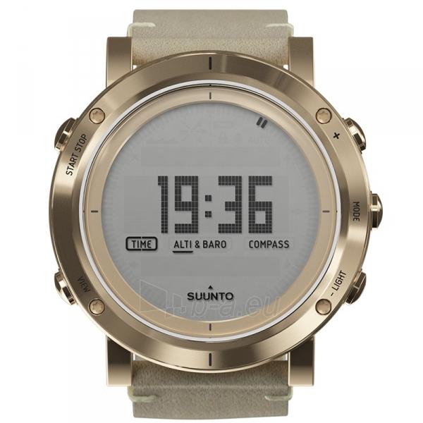 Vīriešu pulkstenis SUUNTO ESSENTIAL GOLD Paveikslėlis 1 iš 2 310820010635