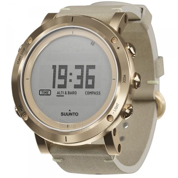 Vīriešu pulkstenis SUUNTO ESSENTIAL GOLD Paveikslėlis 2 iš 2 310820010635