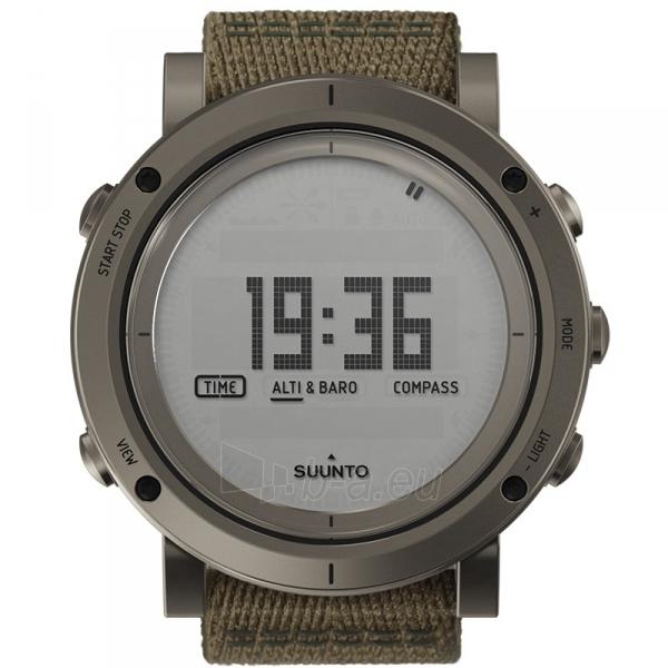 Vīriešu pulkstenis SUUNTO ESSENTIAL SLATE Paveikslėlis 1 iš 2 310820010638
