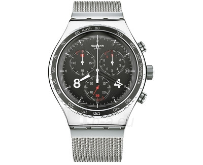 Vīriešu pulkstenis Swatch Blackie YVS401G Paveikslėlis 1 iš 1 30069604830