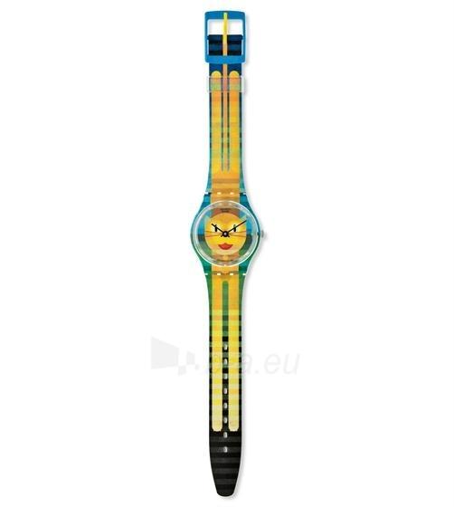 Vaikiškas laikrodis Swatch GE231 Paveikslėlis 2 iš 2 30069609409