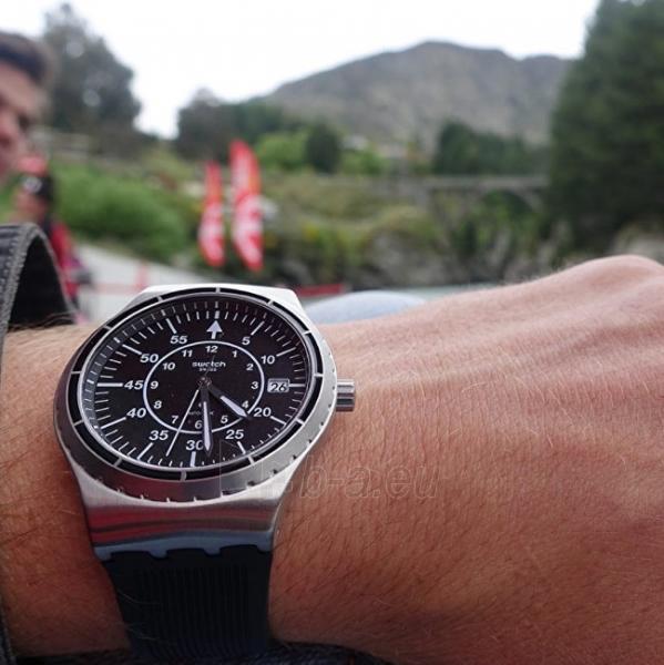 Male laikrodis Swatch Sistem Arrow YIS403 Paveikslėlis 5 iš 8 310820109727