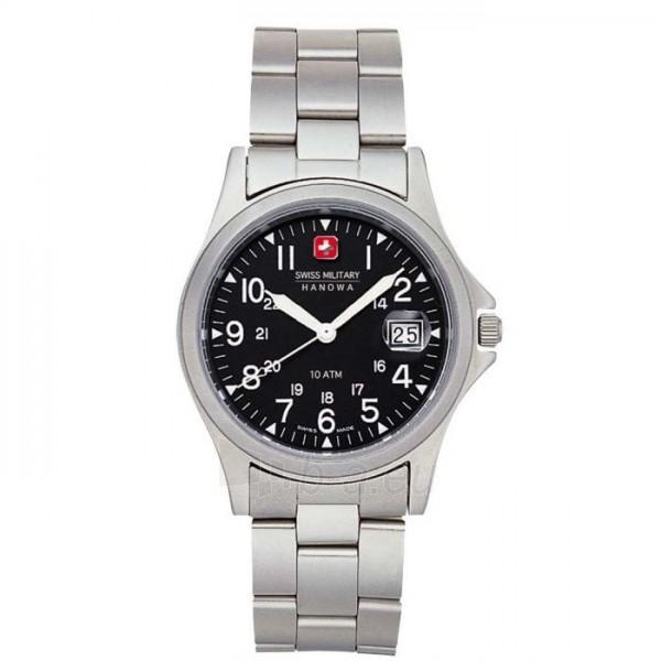 Vyriškas laikrodis Swiss Military 06.5013.04.007 Paveikslėlis 1 iš 1 30069606296