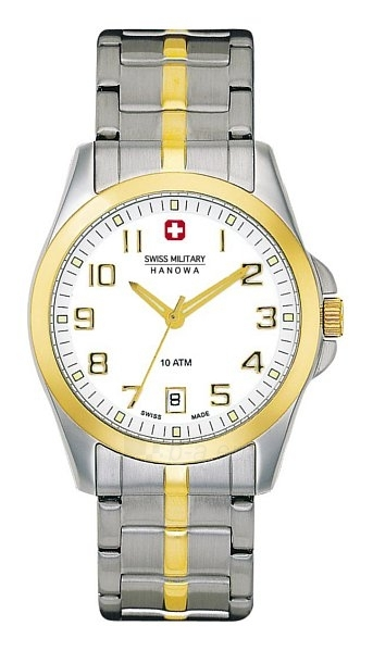 Vyriškas laikrodis Swiss Military 06.5030.55.001 Paveikslėlis 1 iš 1 30069606297