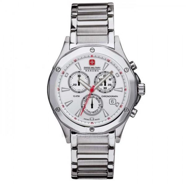 Vyriškas laikrodis Swiss Military 06.5128.04.001 Paveikslėlis 1 iš 1 30069606303