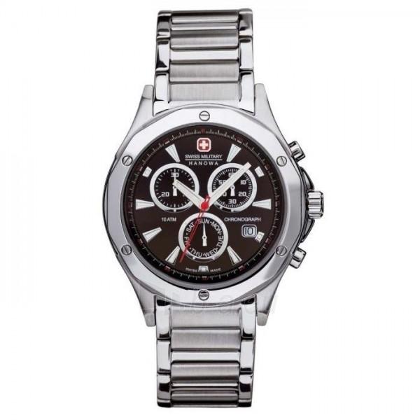 Vyriškas laikrodis Swiss Military 06.5128.04.007 Paveikslėlis 1 iš 1 30069606305