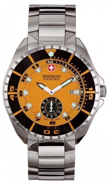 Vyriškas laikrodis Swiss Military 6.5095.04.079 Paveikslėlis 1 iš 1 30069609433