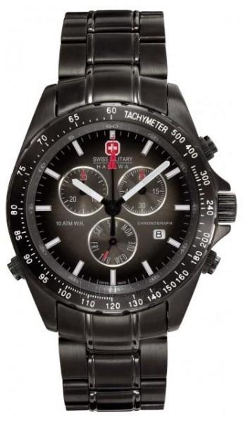 Vīriešu pulkstenis Swiss Military 6.5100.13.007 Paveikslėlis 1 iš 1 30069609434