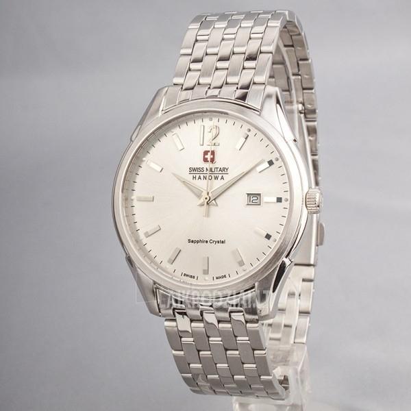 Male laikrodis Swiss Military 6.5157.04.001 Paveikslėlis 2 iš 6 30069609444