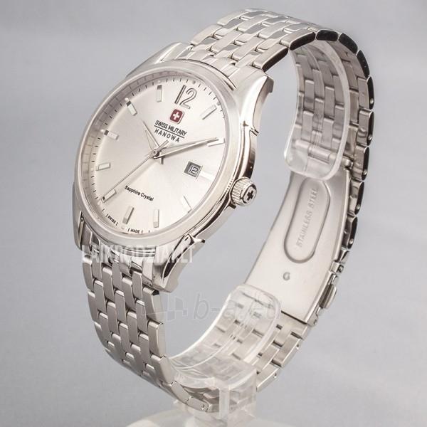 Male laikrodis Swiss Military 6.5157.04.001 Paveikslėlis 3 iš 6 30069609444