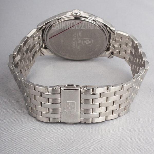 Male laikrodis Swiss Military 6.5157.04.001 Paveikslėlis 4 iš 6 30069609444