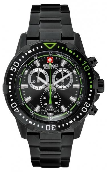 Male laikrodis Swiss Military 6.5172.13.007 Paveikslėlis 1 iš 1 30069609446
