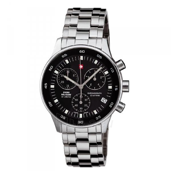 Vīriešu pulkstenis Swiss Military by Chrono SM30052.01 Paveikslėlis 1 iš 1 30069609451