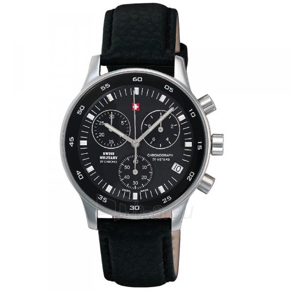 Male laikrodis Swiss Military by Chrono SM30052.03 Paveikslėlis 1 iš 1 30069609452