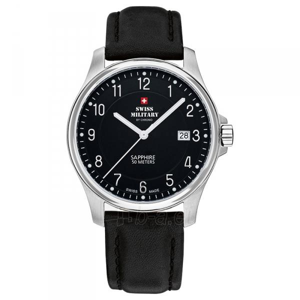 Vyriškas laikrodis Swiss Military by Chrono SM30137.06 Paveikslėlis 1 iš 1 30069609460