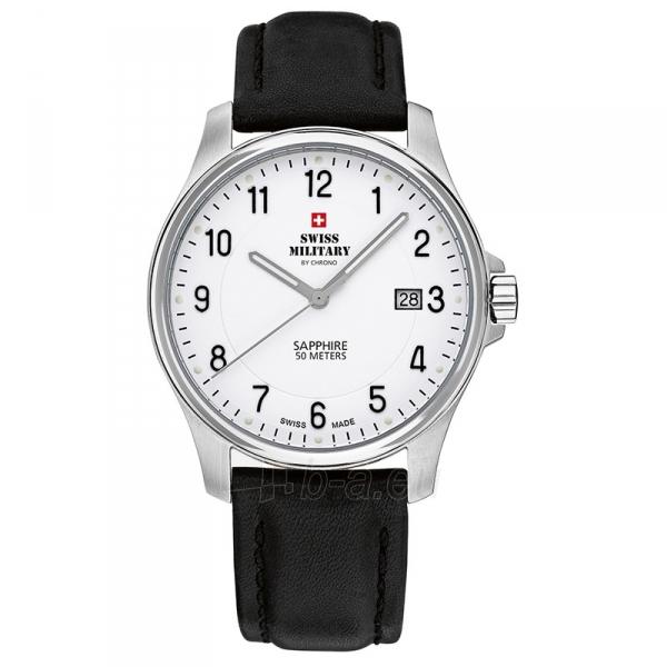 Male laikrodis Swiss Military by Chrono SM30137.07 Paveikslėlis 1 iš 1 30069609461
