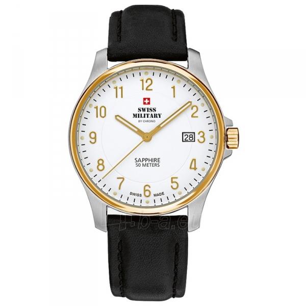 Male laikrodis Swiss Military by Chrono SM30137.08 Paveikslėlis 1 iš 1 30069609462