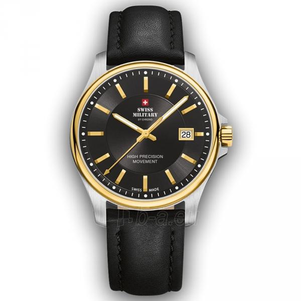 Vyriškas laikrodis Swiss Military by Chrono SM30200.13 Paveikslėlis 1 iš 1 310820159517