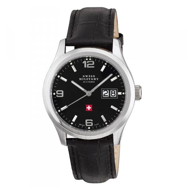 Male laikrodis Swiss Military by Chrono SM34004.05 Paveikslėlis 1 iš 1 30069609464