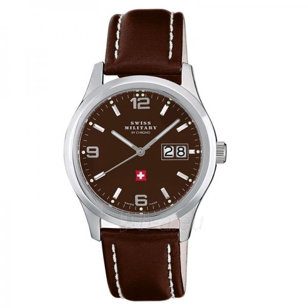 Male laikrodis Swiss Military by Chrono SM34004.08 Paveikslėlis 1 iš 1 30069609466