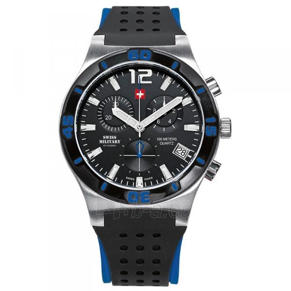 Male laikrodis Swiss Military by Chrono SM34015.08 Paveikslėlis 1 iš 1 30069609477