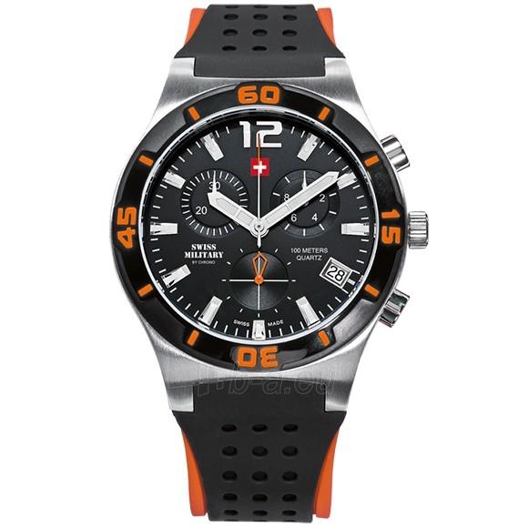 Vyriškas laikrodis Swiss Military by Chrono SM34015.09 Paveikslėlis 1 iš 1 310820105930