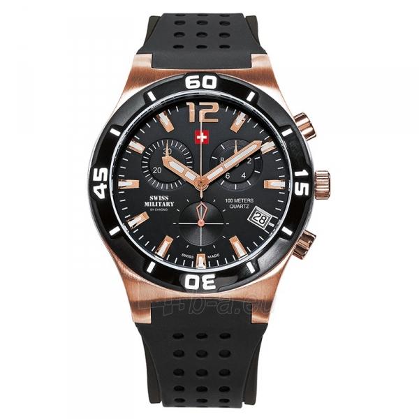 Male laikrodis Swiss Military by Chrono SM34015.10 Paveikslėlis 1 iš 1 30069609478